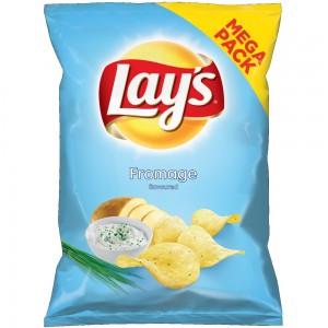 LAYS FROMAGE 215G