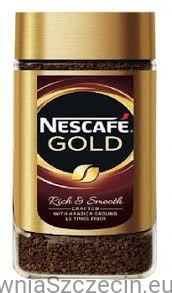 NESCAFE GOLD 200G/6SZT