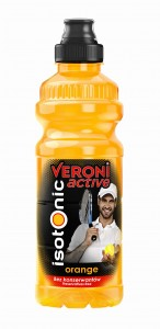 VERONI ISOTONIC ORANGE 700ML/6SZT