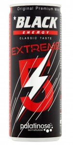 BLACK ENERGY EXTREME 5 250ML/4SZT