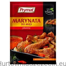 PRYMAT MARYNATA DO MIĘS PIKANTNA 20G