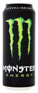 MONSTER ENERGY PK 500ML
