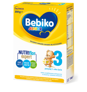 NUTRICIA BEBIKO JUNIOR 3 350G