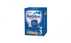 NUTRICIA BEBILON JUNIOR 3 (2X600G) 1200G