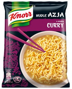 KNORR NUDLE CURRY  63G