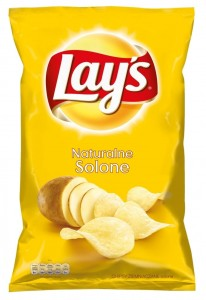 LAYS SOLONE 140G
