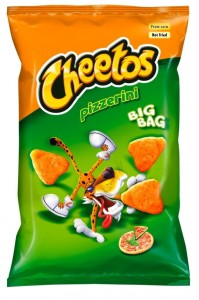 CHEETOS PIZZA 85G