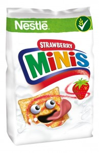 PACIFIC STRAWBERRY MINIS 250G