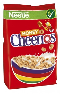 PACIFIC CHEERIOS 500G
