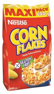 PACIFIC CORN FLAKES 600G
