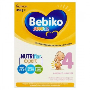 NUTRICIA BEBIKO JUNIOR 4 350G