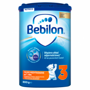 NUTRICIA BEBILON JUNIOR 3 800G