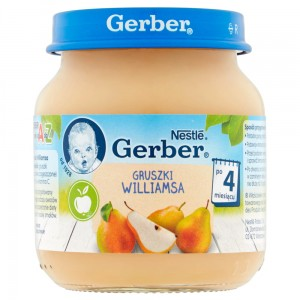 GERBER DESER GRUSZKI WILLIAMSA 125G