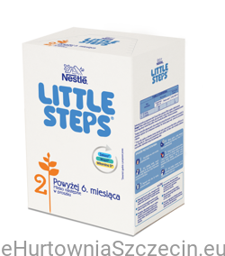 NESTLE MLEKO LITTLE STEPS 2 600G