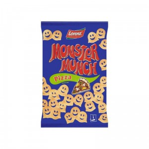 LORENZ MONSTER MUNCH PIZZA 100G