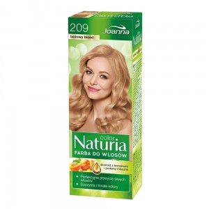 JOANNA NATURIA COLOR FARBA BEŻOWY BLOND 209