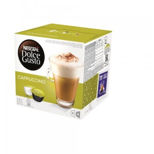 NESCAFE DOLCE GUSTO CAPPUCCINO 16 KAPS