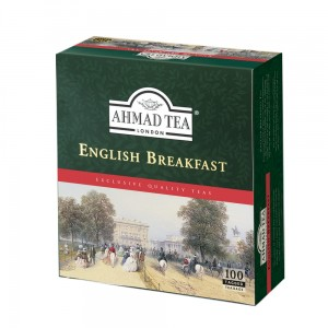 AHMAD HERBATA ENGLISH BREAKFAST 100TB