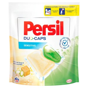 PERSIL KAPSUŁKI DUO CAPS SENSITIVE DOYPACK 36 PRAŃ