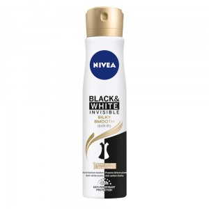 NIVEA DAMSKI ANTYPERSPIRANT BLACK & WHITE 250 ML