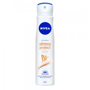 NIVEA DAMSKI ANTYPERSPIRANT STRESS PROTECT SPRAY 250 ML