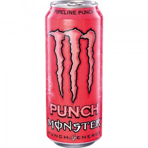 MONSTER ENERGY PIPELINE PUNCH 500ML