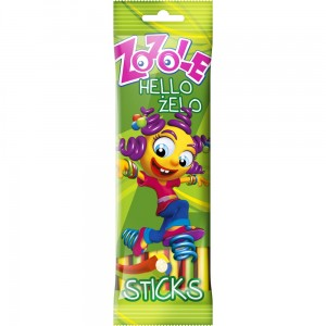 MIESZKO ZOZOLE STICKS 75G