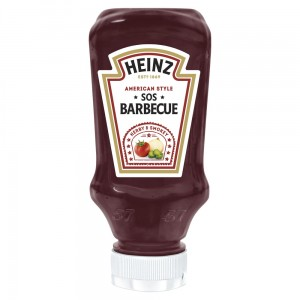 HEINZ SOS BARBECUE 220ML