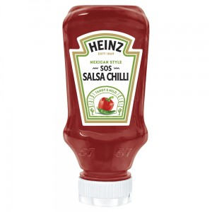 HEINZ SOS CHILLI PIKANTNY 220ML