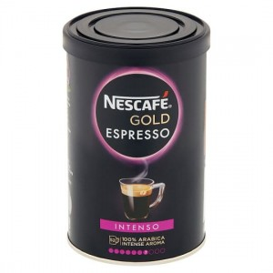 NESCAFE GOLD ESPRESSO INTENSO 95G