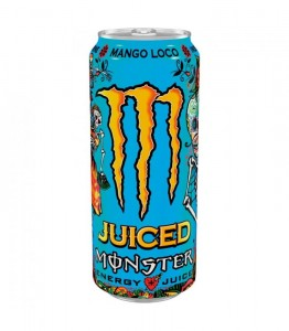 MONSTER ENERGY MANGO LOCO PK 500ML
