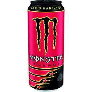 MONSTER ENERGY LH44 500ML